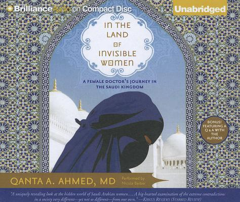 [CD] In the Land of Invisible Women By Ahmed, Qanta